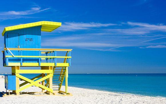 Pestana Miami South Beach 4* und optionale Bahamas Kreuzfahrt