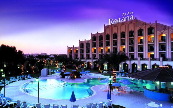 Al Ain Rotana 5*