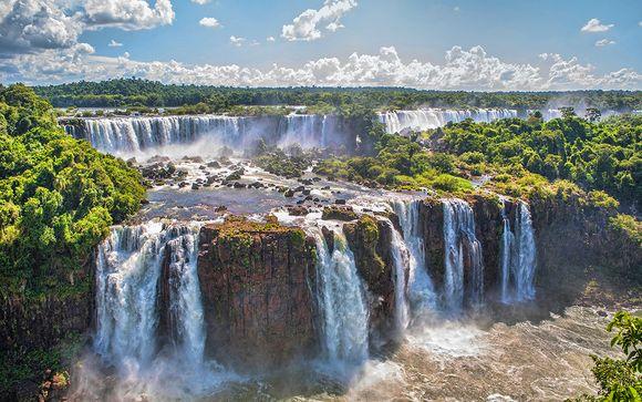 Ihre Erweiterung Iguacu