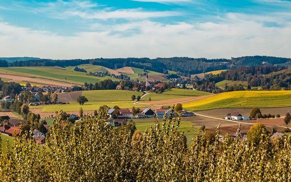 Willkommen in... Bad Griesbach im Rottal!