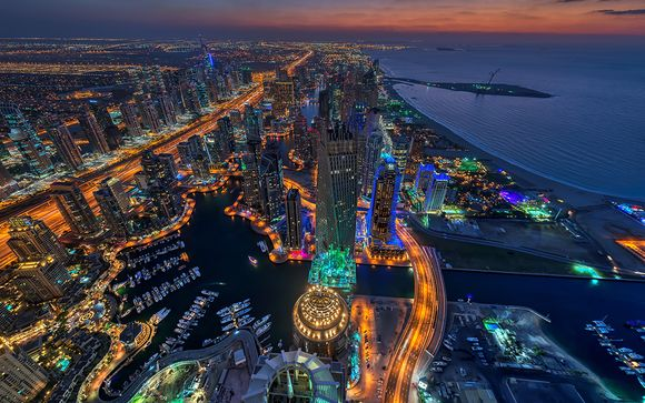Optionaler Stopover in Dubai