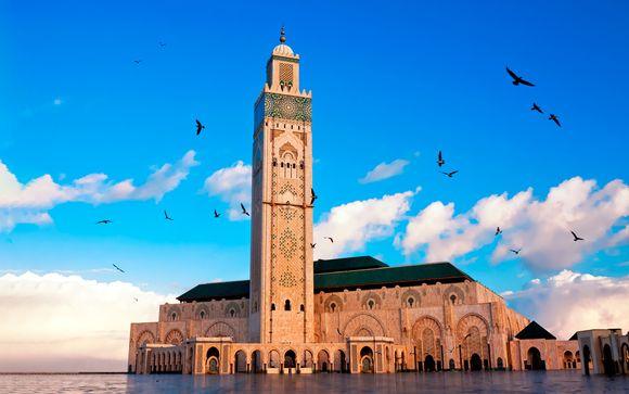 Willkommen in... Casablanca!