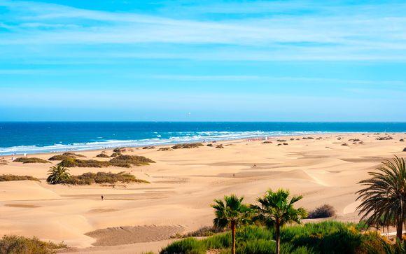Willkommen auf... der Insel Gran Canaria!