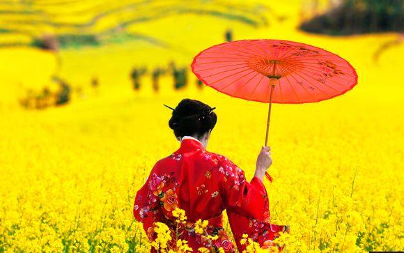 Rundreise durch Japan in 12 oder 14 Nächten