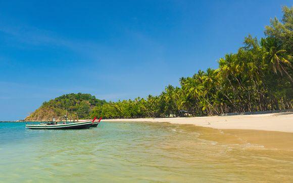 Ihr Strandaufenthalt in Ngapali