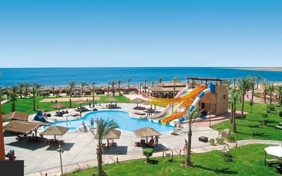 Hotel Caribbean World Soma Bay 5*