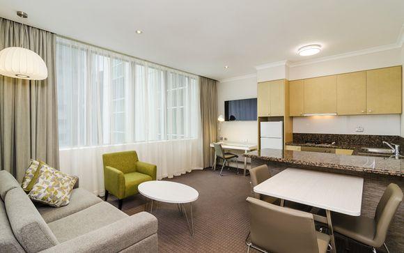 Ihr Hotel in Melbourne