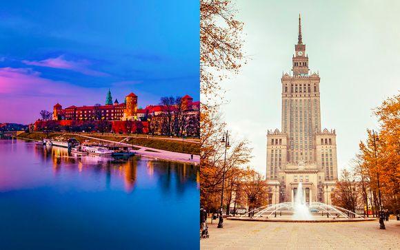 Willkommen in... Krakau und Warschau!