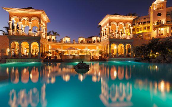 Iberostar Grand Hotel El Mirador 5 Costa Adeje Bis Zu 70 Voyage Prive