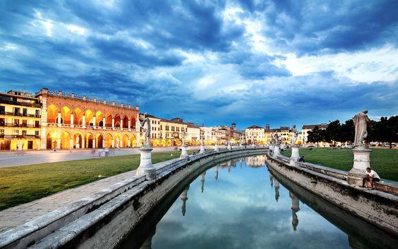Willkommen in... Padua!