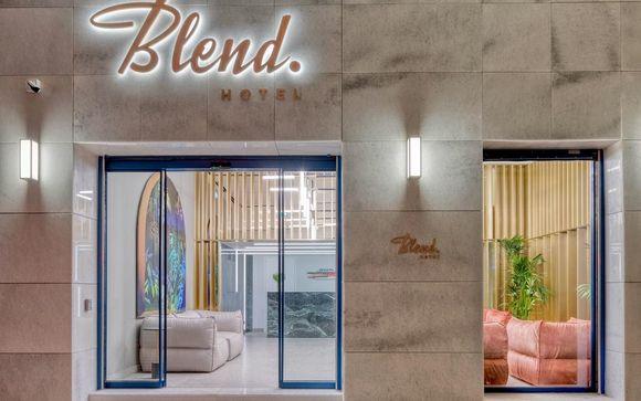 Blend Hotel Athens 4 *
