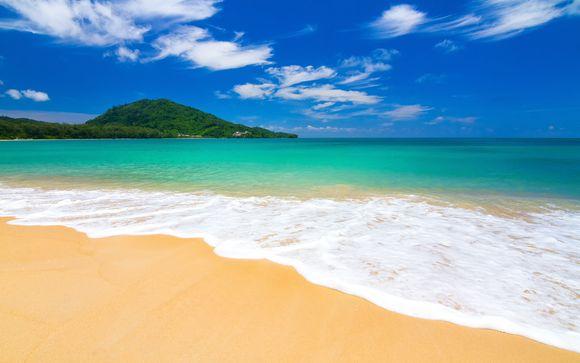 Ihre optionale Verlängerung in... Phuket
