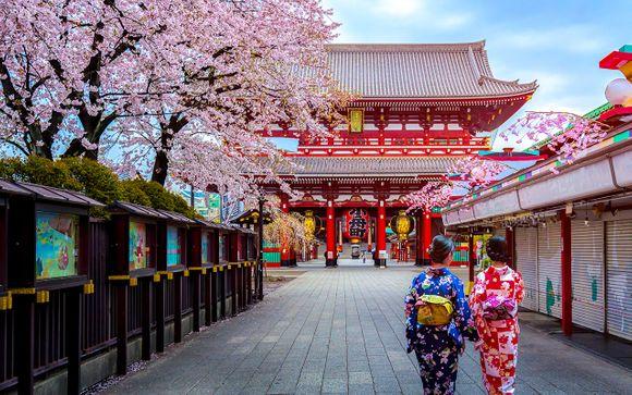 Willkommen in... Tokio!