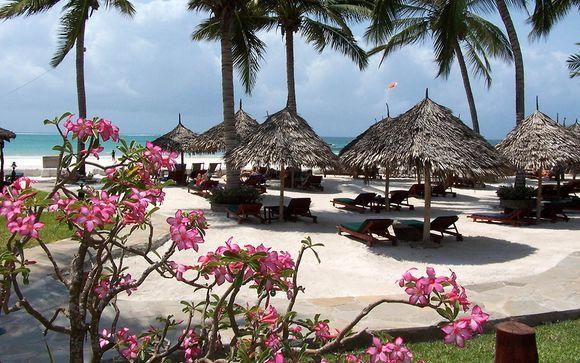Ihre Stranderweiterung im Pinewood Beach Resort & Spa 4*