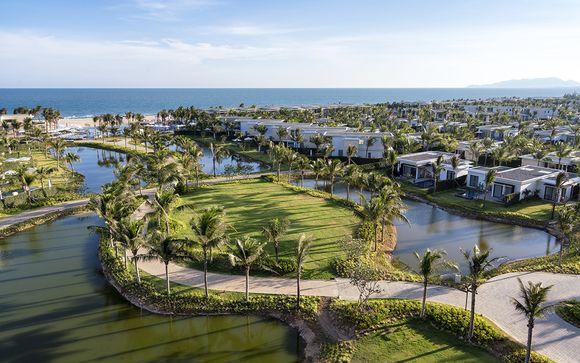 Ihre Verlängerung im Melia Ho Tram Beach Resort 5*