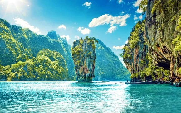 Willkommen in... Thailand und Kambodscha!