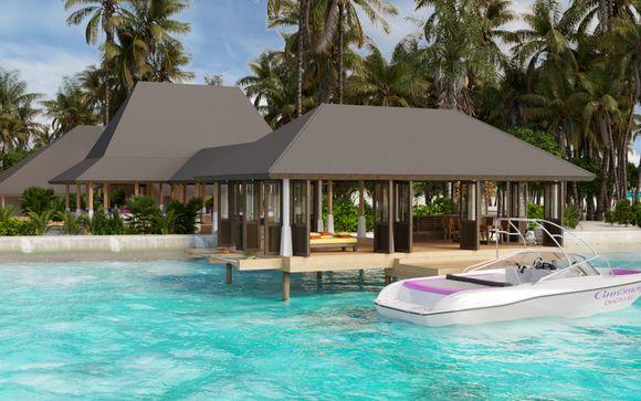 Cinnamon Dhonveli Resort Malediven 4*