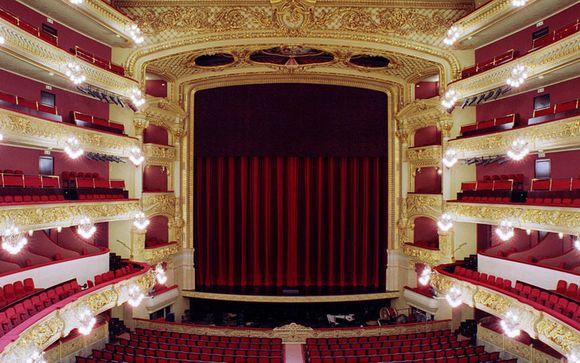 Ihr Besuch im Grand Teatre del Liceu