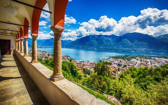 Willkommen in... Locarno am Lago Maggiore!