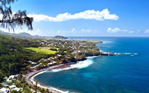 Villa Delisle Hotel and Spa 4* und möglicher Aufenthalt in Mauritius