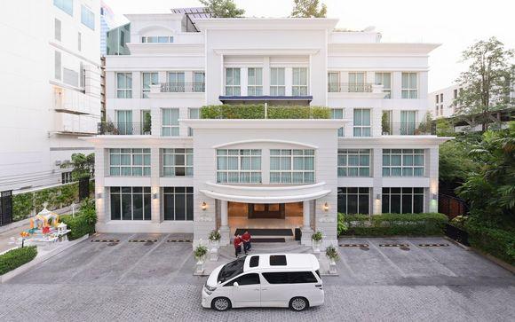 Bangkok - The Rose Residence Bangkok 5*