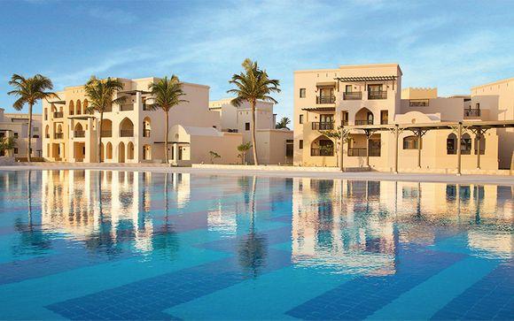 Hotel Salalah Rotana Resort 5*