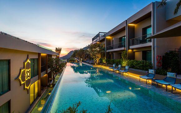 Mai House Patong Hill 5* Hotel