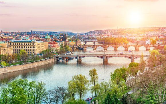 Willkommen in...Prag !