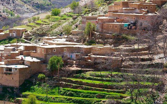 Willkommen in... Marokko!