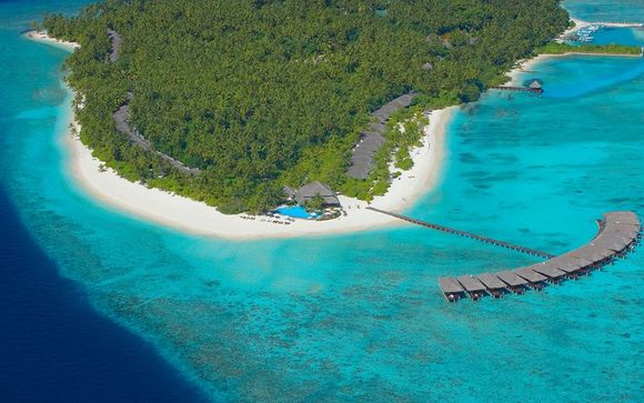 Hotel Filitheyo Island Resort 4*