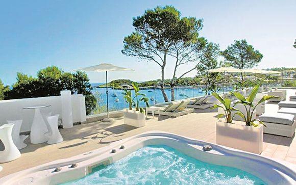Portinatx Beach Club Ibiza 4* & Rei del Mediterrani Palace Mallorca 4*