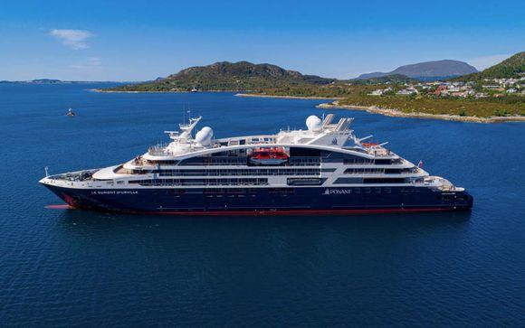 Ponant: Luxus pur an Bord