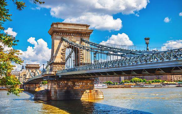 Willkommen in...Budapest!