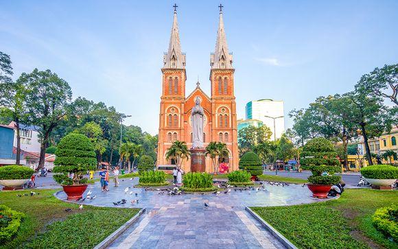 Ihre Rundreise mit 12 Nächten - Erweiterung in Vietnam