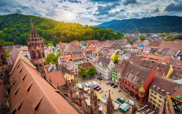 Willkommen in... Freiburg!