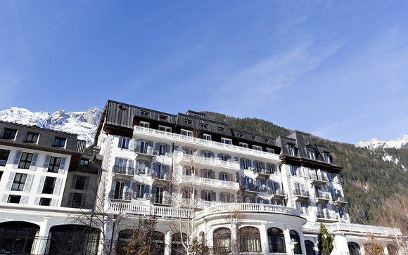 El Hotel Club Med Chamonix le abre sus puertas