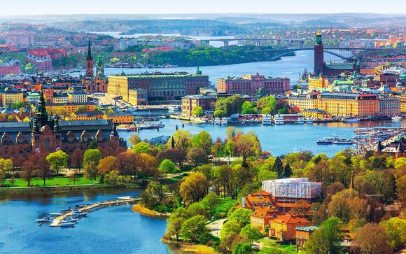 Estocolmo le espera