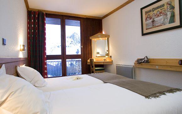 El Hotel Club Med Arcs Extreme le abre sus puertas