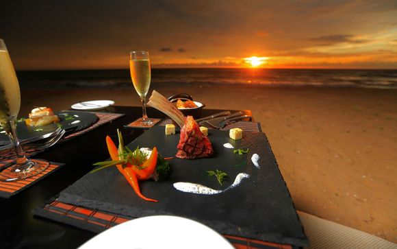 El Hotel Taprobana Beach Resort le abre sus puertas