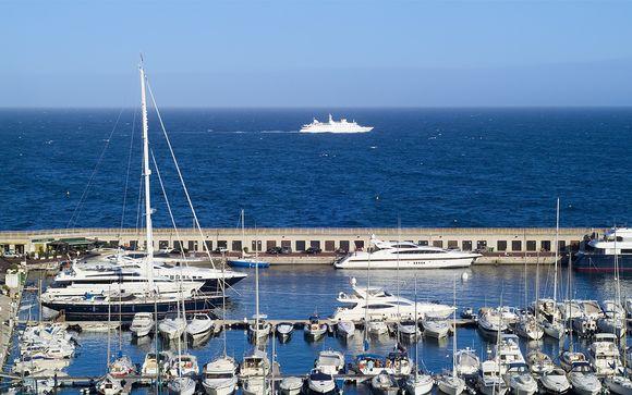 Riviera Marriott Hotel La Porte De Monaco le abre sus puertas