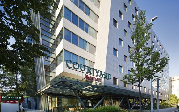 El Hotel Courtyard by Marriott Prague City  le abre sus puertas