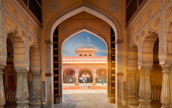 Joyas de la India con Oberoi
