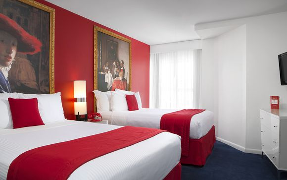 Red South Beach Hotel 4*