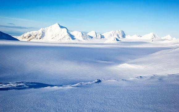 Déjate guiar por una expedición única en Spitsbergen