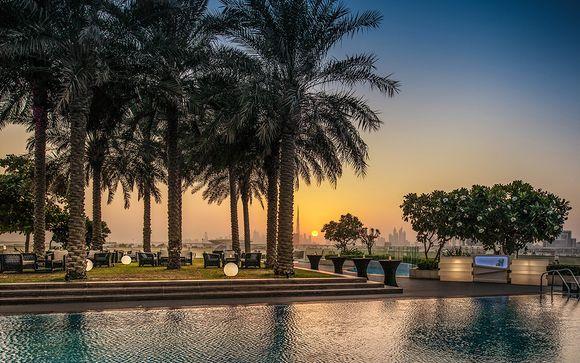 InterContinental Festival City 5*, en Dubái