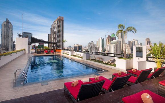 Hotel Furama Silom 4*