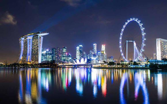 1 Noche en Singapur