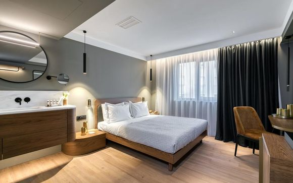 Blend Hotel Athens 4*