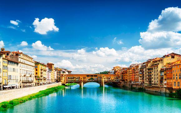 Italia Florencia - Hotel Cellai 4* desde 50,00 €