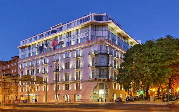 Jupiter Lisboa Hotel 4*